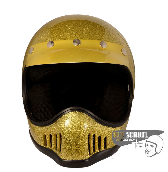 Casco Star MC Flake Gold