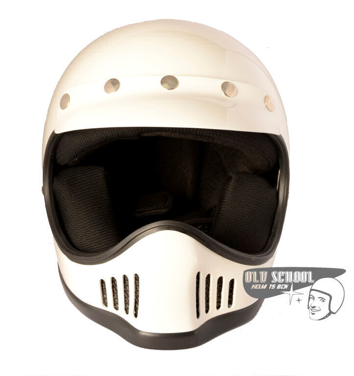 Casco Star MC Blanco