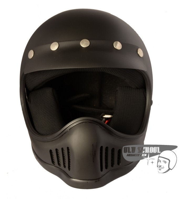 Casco Star MC Negro Mate